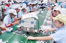 2015年前8个月越南经济出现积极转变