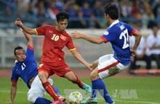 越南队在东南亚排名依旧维持在第3位