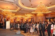 越南驻中国香港与澳门总领事馆举行宴会庆祝越南国庆节