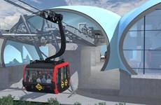 菠萝岛-富国缆车和海洋游乐园建设项目正式动工