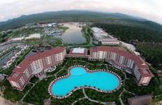 越南坚江省富国岛县164个项目获颁投资许可证