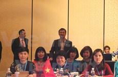 越南出席在马来西亚举行的第36届东盟议会联盟女议员会议