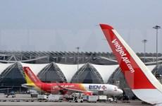 越捷航空公司客运量已突破1200万人次大关