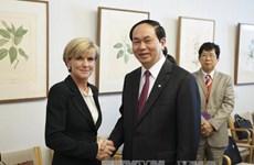 越南与澳大利亚执法机构提高合作效益