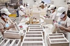 越南对中国的木材贸易顺差额达4.25亿美元