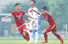 2016年亚洲U16青年锦标赛预赛:越南队5比1狂胜缅甸队