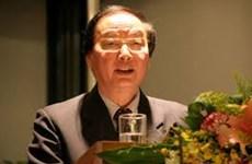 越共中央组织部部长苏辉瑞会见日本前首相鸠山由纪夫