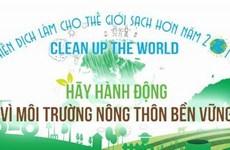 2015年《让世界清洁起来》运动在越南兴安省启动