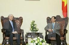阮晋勇总理会见亚洲开发银行新任驻越首席代表