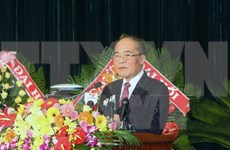 越南国会主席阮生雄:庆和省力争经济发展处于全国中等偏上水平