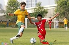 越南U16队晋级2016年亚洲U16青年锦标赛决赛圈