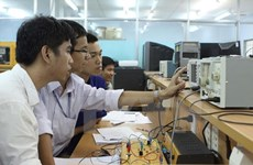 2015年全球创新指数越南国家创新指数排名跃升19位