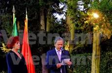 越南与意大利推动合作关系