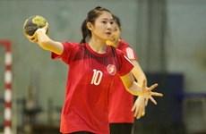 2015年东南亚手球锦标赛在胡志明市开赛