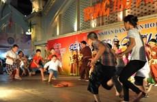 民间游戏抚养着越南儿童心灵之美