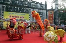 2015年昆山劫泊秋季庙会有助于加强民族团结互助