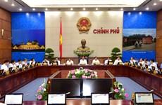 阮晋勇总理主持召开政府9月份例行会议