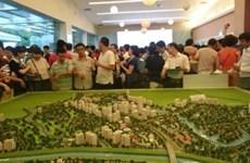 2015年第三季度河内市新房入市量同比增加两倍成交量增长154%