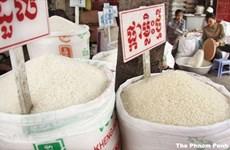 前9个月柬埔寨大米出口量同比增长37%
