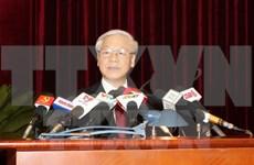 阮富仲总书记:人事工作须确保全面性、客观性和公正性
