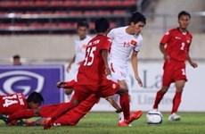 2016年亚洲U19青年足球锦标赛:越南U19足球队晋级决赛圈