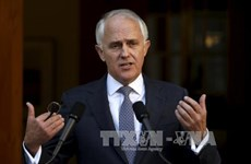 澳大利亚总理:TPP协定为成员国的繁荣打下坚实基础