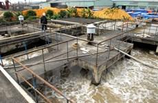 韩国提供越南安江省优惠贷款兴建废水处理项目