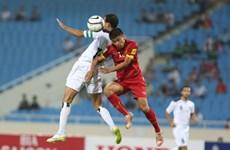世预赛亚洲40强小组赛:越南队主场1比1战平伊拉克队