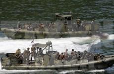 美国与东南亚各国海上执法力量加强合作