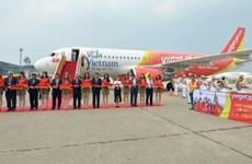 越捷航空公司开通越南胡志明市至缅甸仰光市直达航线