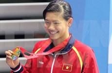 2015年世界军人运动会:阮氏映圆获得三枚奖牌