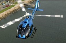 印尼载5人直升机失联