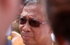 菲律宾2016年大选开跑候选人登记角逐总统大位