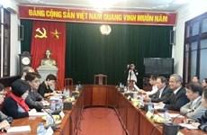 越南劳动总联会与国际劳工组织加强合作