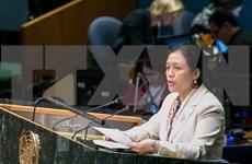 东盟与联合国加强合作 越南重申对2030年可持续发议程的承诺