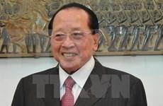 韩国与柬埔寨加强合作关系