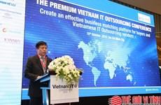 20个国家400名代表参加越南信息技术外包发展会议