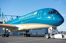 越航正式使用空客A350-900执飞河内至韩国首尔航线