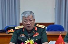 第一次越柬国防政策对话在柬举行