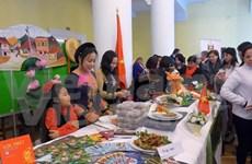 越南参加乌克兰基辅亚洲文化与美食节