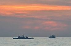 落实《东海各方行为宣言》第十次高官会在中国举行