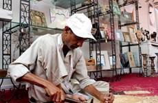 让界感受印度手工艺品之美