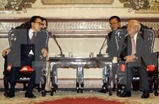 进一步加强越南胡志明市与韩国的合作关系