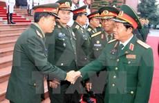 越南人民军队高级代表团对古巴进行正式访问