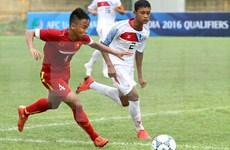 越南获得2016年东南亚U16足球锦标赛举办权