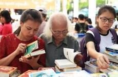 2015年秋季图书节:大家人一起看书