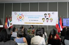 越南文化及旅游潜力在墨西哥获高度评价