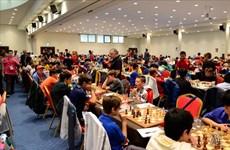 国际棋联2015国际象棋世界青少年分龄锦标赛第7轮:越南8名棋手获胜