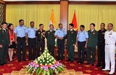 印度空战学院愿意接受越南军官赴印读研