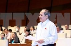 国会代表对政府国家财政预算执行情况报告表示赞同